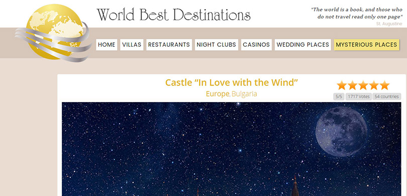World Best Destinations